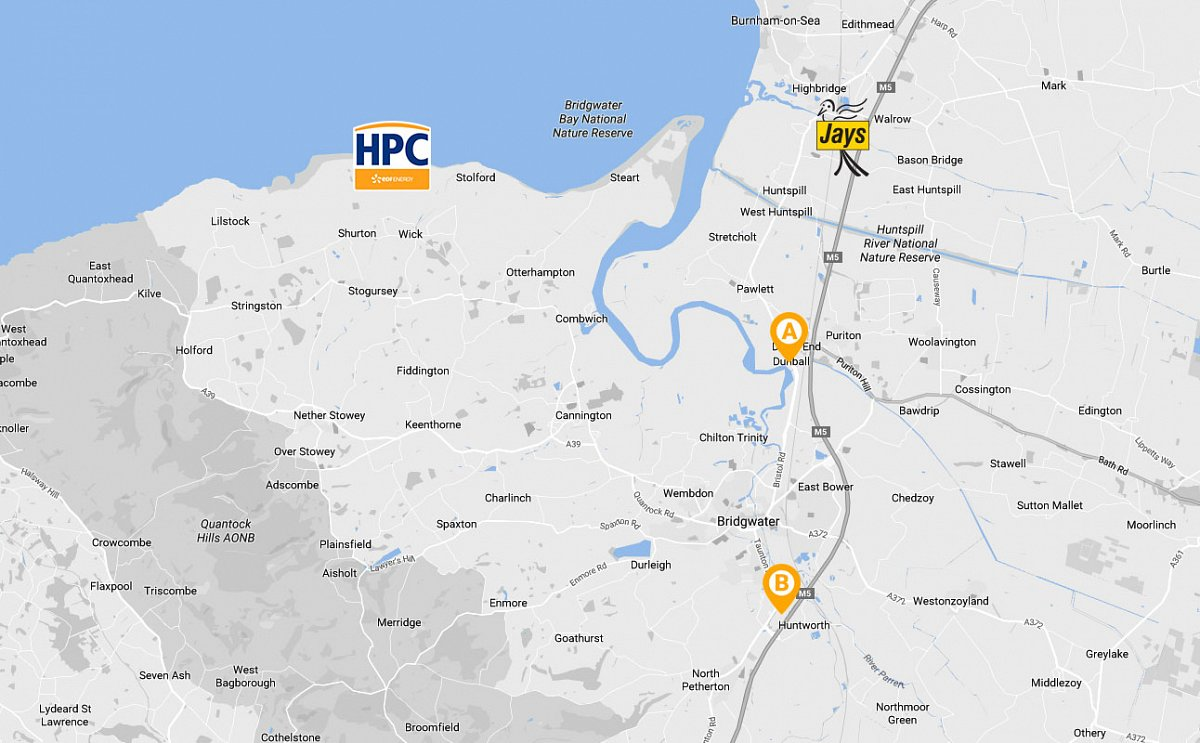 Hinkley Point C Deliveries